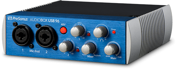 AudioBox USB 96 音频接口